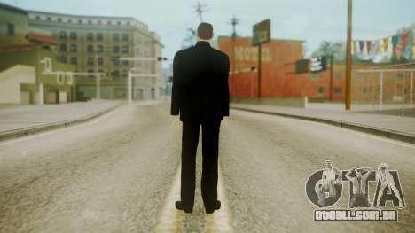Triadb HD para GTA San Andreas terceira tela