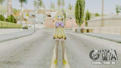 Project Diva F 2nd - Kagamine Rin Cheerful Candy para GTA San Andreas segunda tela