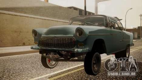 Chevrolet Bel Air Gasser para GTA San Andreas