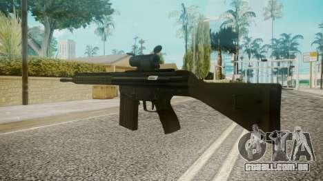 Rifle by EmiKiller para GTA San Andreas segunda tela