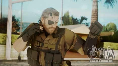 Venom Snake Other Arm para GTA San Andreas