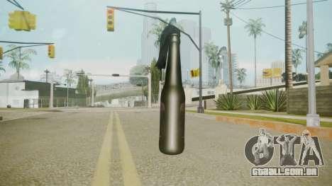 Atmosphere Molotov Cocktail v4.3 para GTA San Andreas segunda tela