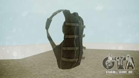 Atmosphere Parachute v4.3 para GTA San Andreas