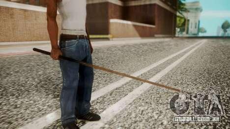 Pool Cue HD para GTA San Andreas