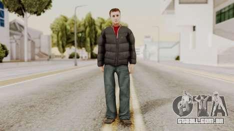 Bmyst CR Style para GTA San Andreas segunda tela