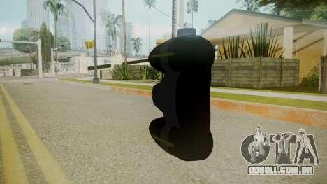 Atmosphere NV Goggles v4.3 para GTA San Andreas segunda tela