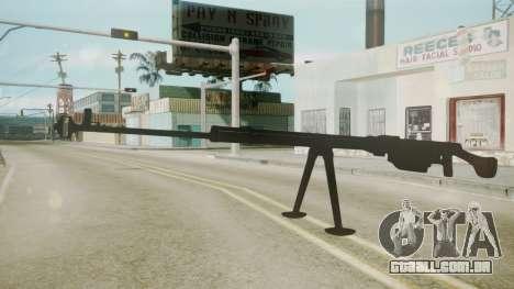 PTRS Red Orchestra 2 Heroes of Stalingrad para GTA San Andreas