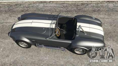 GTA 5 AC Cobra v1.2 [Beta] voltar vista