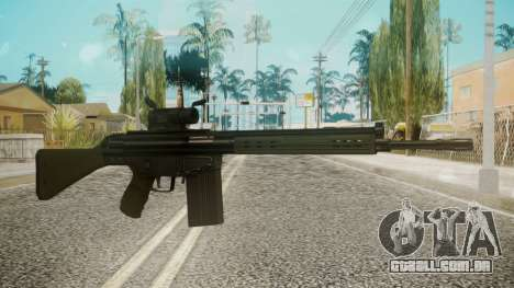 Rifle by EmiKiller para GTA San Andreas