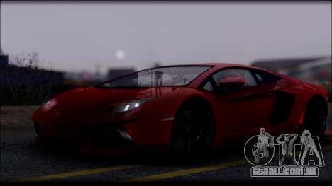 KISEKI V4 para GTA San Andreas segunda tela