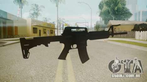 Atmosphere M4 v4.3 para GTA San Andreas segunda tela