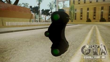 Atmosphere Thermal Goggles v4.3 para GTA San Andreas terceira tela