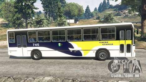 Marcopolo Torino GV para GTA 5