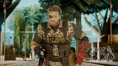 Venom Snake Animals para GTA San Andreas
