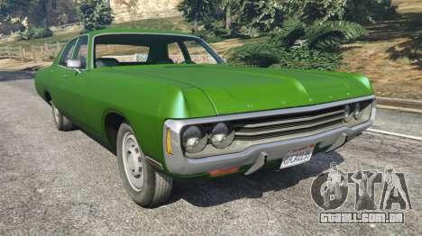 Dodge Polara 1971 v1.0 para GTA 5