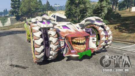 Jokerfield [Beta] para GTA 5