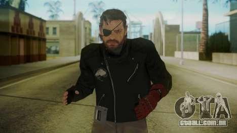 Venom Snake [Jacket] para GTA San Andreas