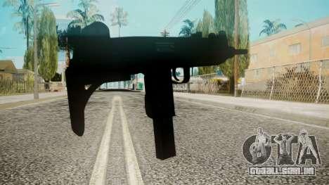 Micro SMG by EmiKiller para GTA San Andreas segunda tela