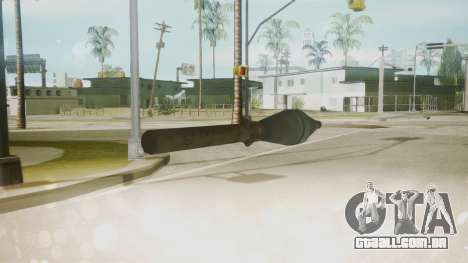 Atmosphere Missile v4.3 para GTA San Andreas terceira tela