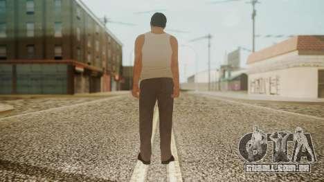 GTA 5 Michael De Santa Exiled para GTA San Andreas terceira tela
