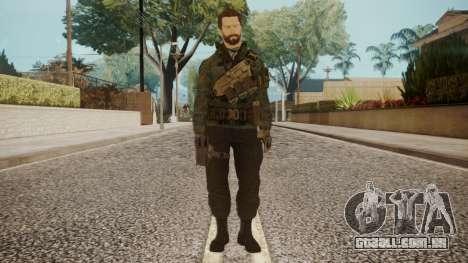 Custom Survivor 3 para GTA San Andreas segunda tela