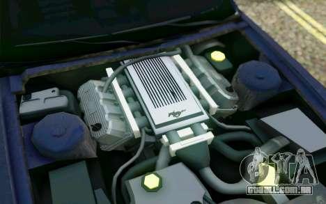 Ford Mustang GT 2005 para as rodas de GTA San Andreas
