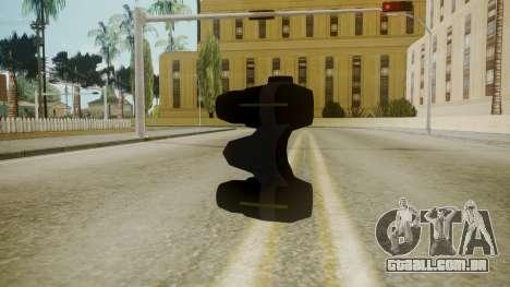 Atmosphere Thermal Goggles v4.3 para GTA San Andreas segunda tela