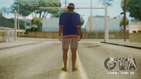 Sbmocd HD para GTA San Andreas terceira tela