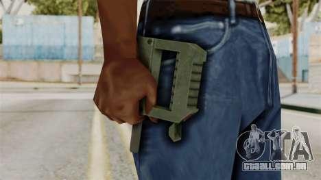 Bomb from RE6 para GTA San Andreas terceira tela