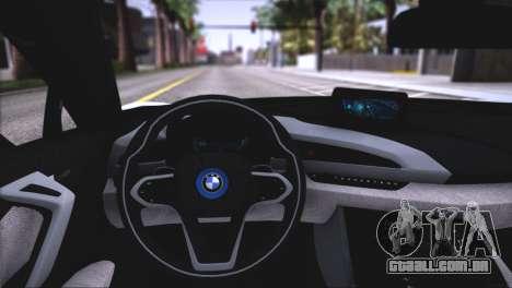 BMW i8 Coupe 2015 para as rodas de GTA San Andreas