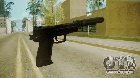 Atmosphere Silenced Pistol v4.3 para GTA San Andreas segunda tela