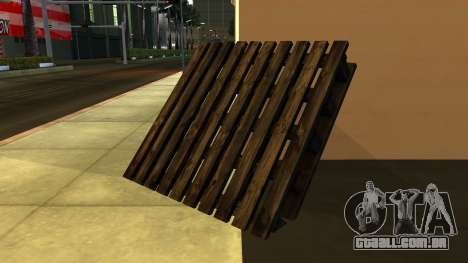 HD Prop Model 02 para GTA San Andreas segunda tela