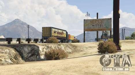 GTA 5 Smokey and the Bandit Trailer sexta imagem de tela