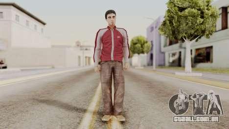 Dwmylc1 CR Style para GTA San Andreas segunda tela