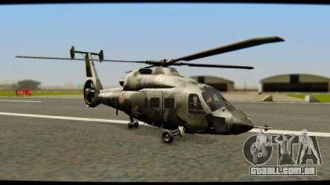 KA 60 Kasatka para GTA San Andreas