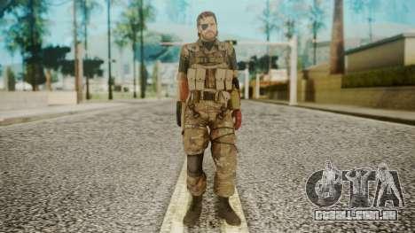 Venom Snake Wetwork para GTA San Andreas segunda tela