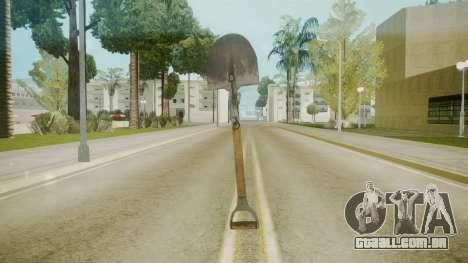 Atmosphere Shovel v4.3 para GTA San Andreas terceira tela