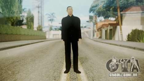 Triadb HD para GTA San Andreas segunda tela