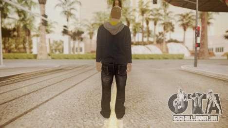 GTA Online Skin Random 1 para GTA San Andreas terceira tela