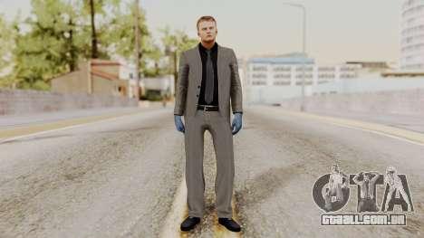 Payday 2 Sokol No Mask para GTA San Andreas segunda tela