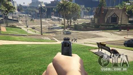GTA 5 Forced First Person Aim 1.0.6 terceiro screenshot