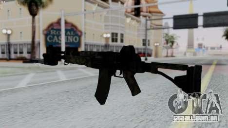 AK-47 from RE6 para GTA San Andreas segunda tela