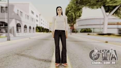 Hfyri CR Style para GTA San Andreas segunda tela