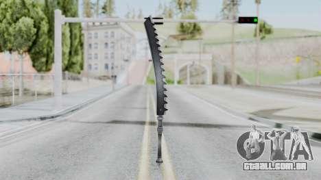 Kaine Sword para GTA San Andreas segunda tela