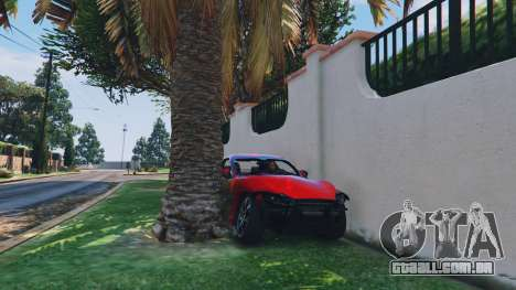 GTA 5 Realistic suspension for all cars  v1.6 oitmo screenshot