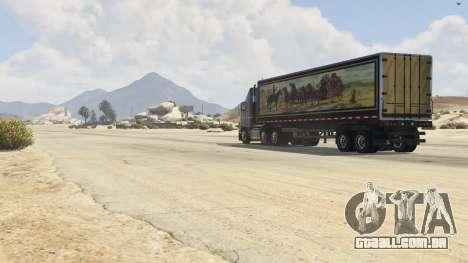 GTA 5 Smokey and the Bandit Trailer terceiro screenshot