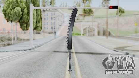Kaine Sword para GTA San Andreas