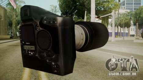 Atmosphere Camera v4.3 para GTA San Andreas segunda tela