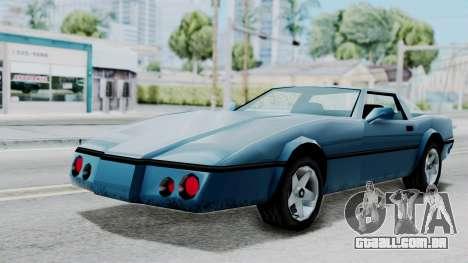 Banshee from Vice City Stories para GTA San Andreas