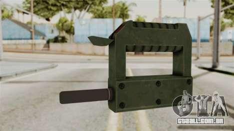 Bomb from RE6 para GTA San Andreas